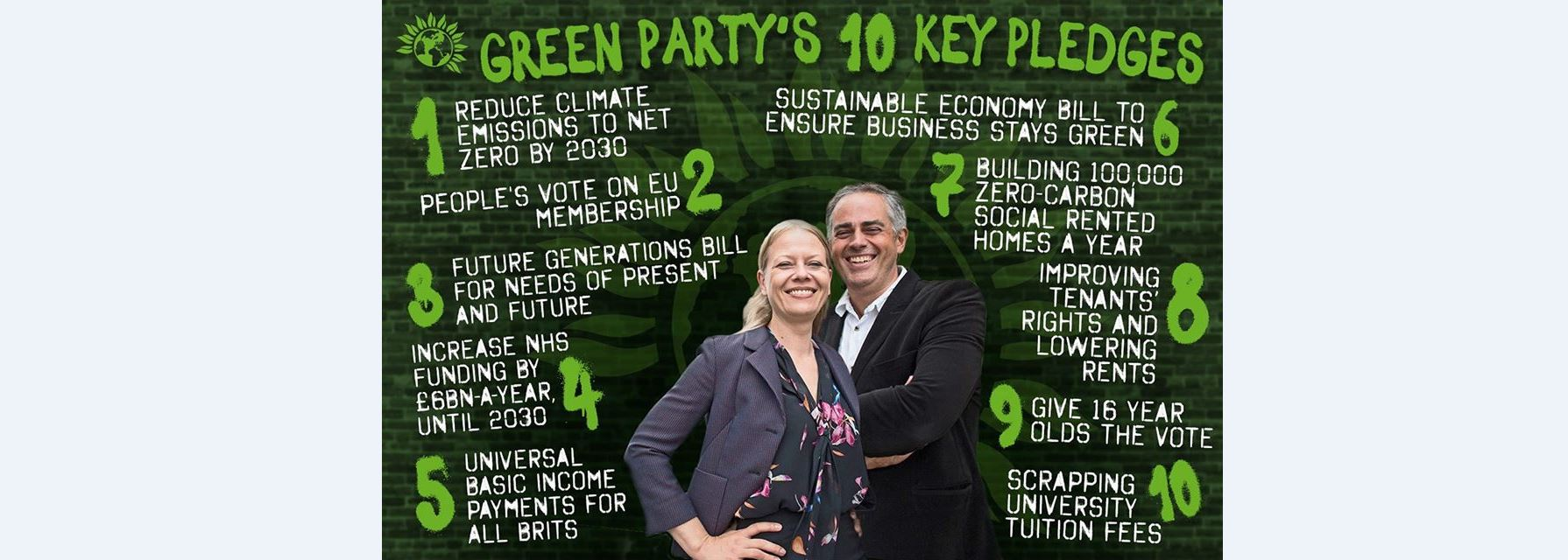 10 Key Pledges GE 2019